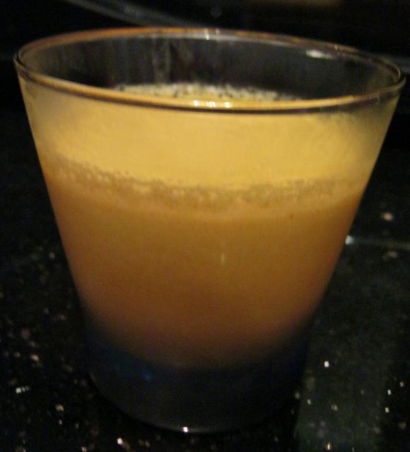 Butterscotch pots de creme in 5 minutes - Lynda Makara