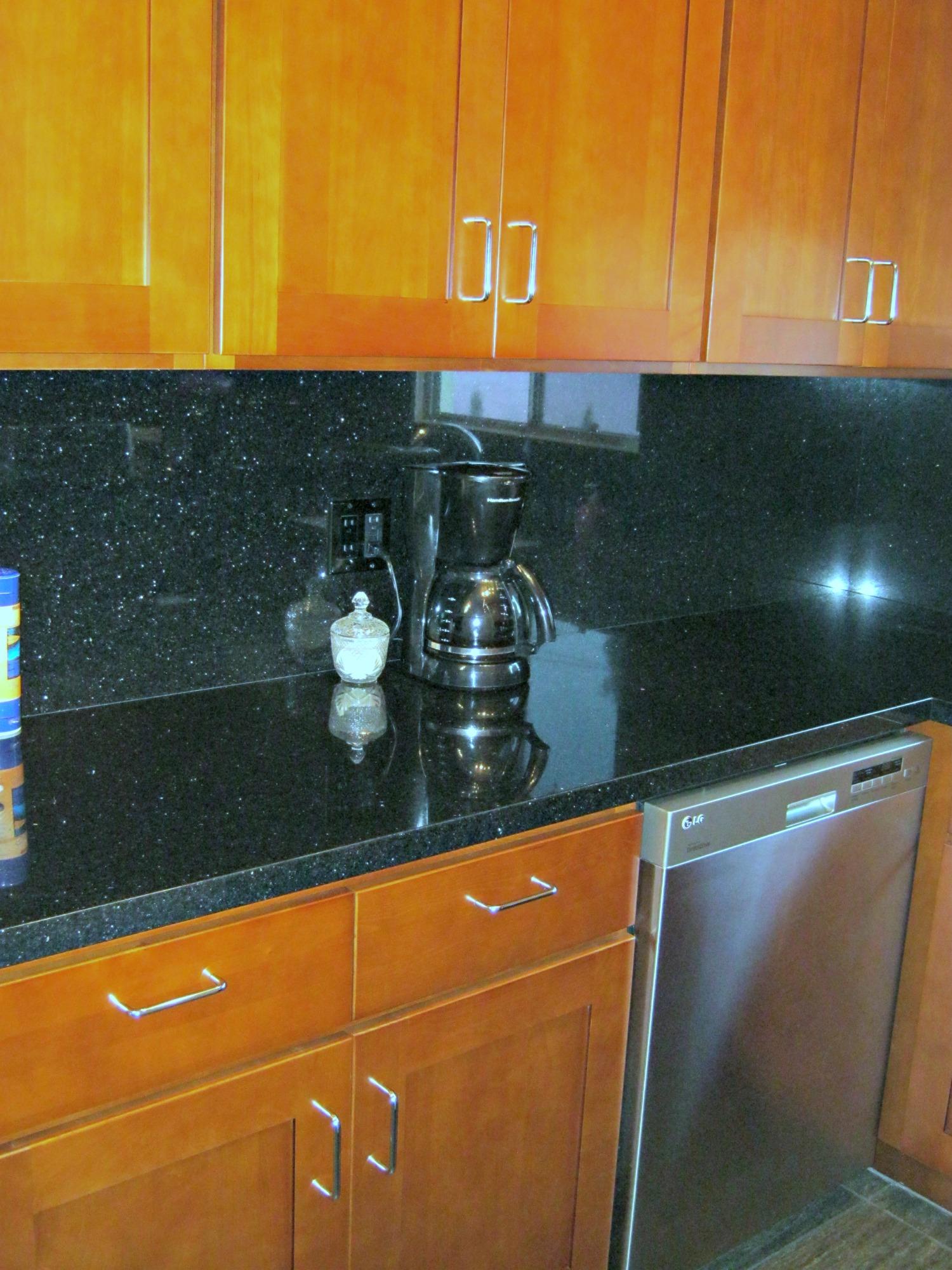My galley kitchen upgrade Lynda Makara
