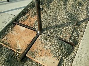 Concrete Backyard Makeover Lynda Makara