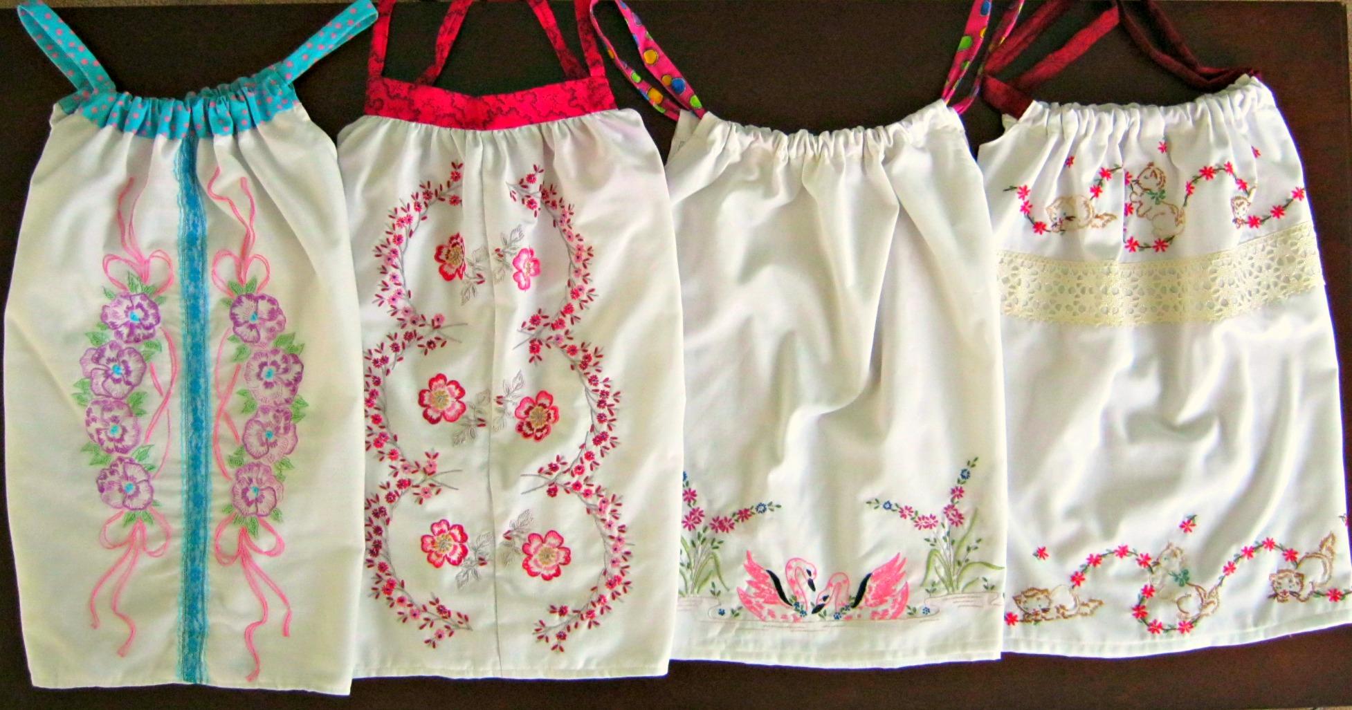 My new design pillowcase tops & New pillowcase top designs for women - Lynda Makara pillowsntoast.com
